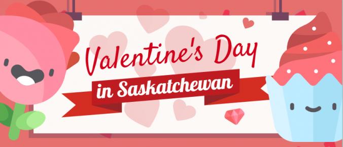 Valentine's-Day-in-Saskatchewan, Insightrix, Insightrix Research, Valentine's Infographic, SaskWatch Research